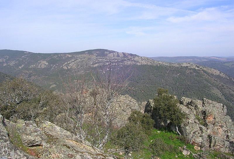 Sierra Morena Córdoba