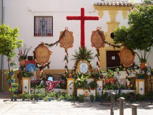 Fiestas de las cruces de mayo en Córdoba