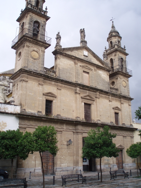 Basílica del Juramento de San Rafael, Córdoba